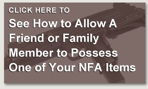 Find Out Why You May Need an NFA Trust